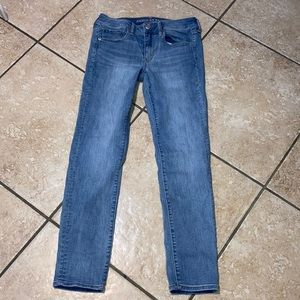 American Eagle Skinny Jeans Size 6